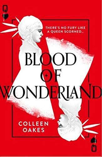Blood of Wonderland Cover Image