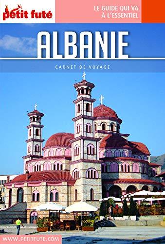 ALBANIE 2019 Carnet Petit Futé (Carnet de voyage) par Dominique Auzias
