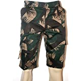 Trek N Ride Camouflage Shorts - Jungle