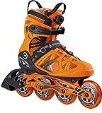 K2 Herren Inline Skate VO2 90 Boa M, Orange, 5, 30B0018.1.1.050