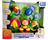 Smart Bell Happy Toys Rattle Set