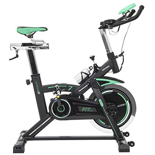 Bicicleta de Spinning Profesional de Cecotec.