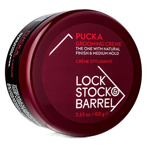 Lock Stock & Barrel Pucka Grooming Crème, 100 g