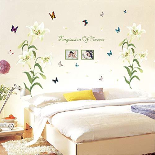 Frische Lilie, Dekoration, Poster, Garderobe Restaurants