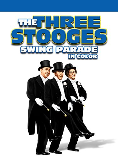 Three Stooges: Swing Parade (In Color) [OV]