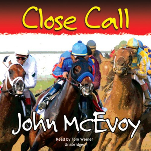 Close Call  Audiolibri