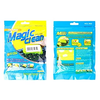 DURAGADGET Home and Office Yellow 'Magic Clean' Non-Sticky Cleansing Gel - Compatible with the AccuBuddy Buddy X 12x26