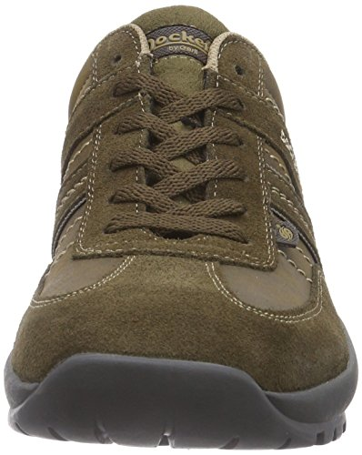 Dockers by Gerli 36HT001-204420, Sneakers basses homme multicolor (stone 420)