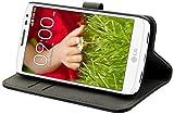 Muvit Slim S Folio Etui pour LG G2 Mini Noir