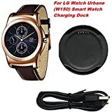 For LG Watch Urbane (W150) Smart Watch Charging Dock Cradle Charger with Cable