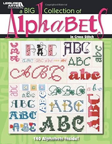 A Big Collection of Alphabets (Better Homes