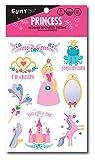 Princess - Designer Temporary Tattoos