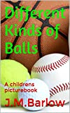 Different Kinds of Balls: A childrens picturebook