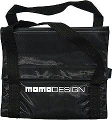 Idea Regalo - Momo MMMOMMOBI00620, Borsa per Monopattino Unisex – Adulto, Nero, 6,5