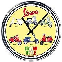Orologio acciaio Vespa (3° versione)