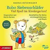 Bobo Siebenschläfer.Viel Spass Im Kindergarten!