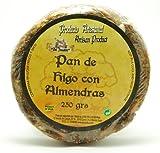 De Juan Fig and Almond Fruit Cake 200 g