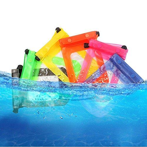 Wasserdichte Sets von PVC Sommer Schwimmen wasserdichte Telefon Taschen , (Kleinkind Ups Kostüm Mann)