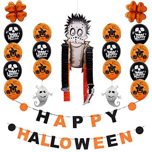 Quaan niedlich kreativ glücklich Halloween Party Flagge Haushalt Kinder Zimmer Dekoration Terror Lieferungen Requisiten Kostüm Gefälligkeiten Cosplay Vampir Zombie Geschenk Festival Dekorationen