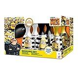 Despicable Me 3 Bowling Set Kinder 6 Pin Skittles Kinder Indoor Outdoor Spiel