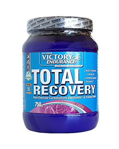 Weider Victory Endurance, Total Recovery, Bayas del Verano - 750 gr