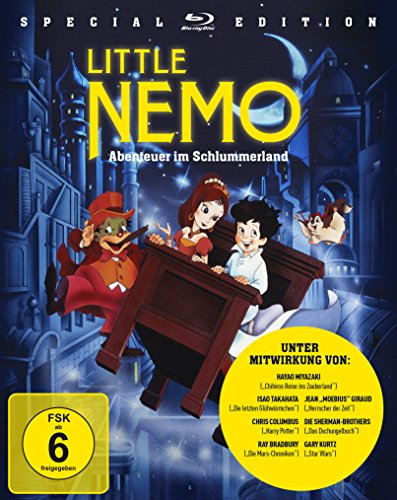 Little Nemo - Abenteuer im Schlummerland [Blu-ray] [Special Edition]
