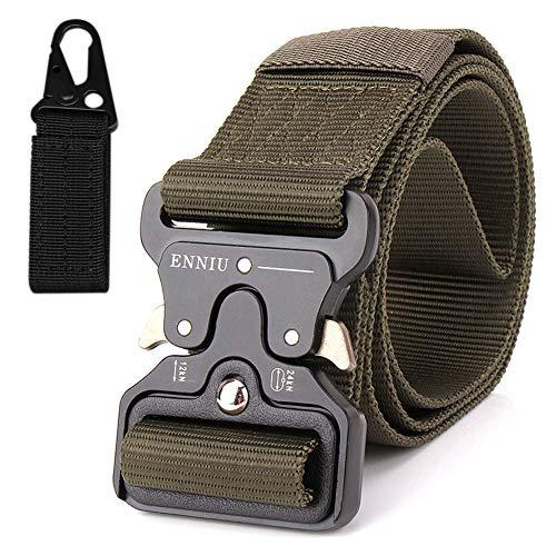 TT Cinturón táctico, cinturón de Aparejo Pesado Oculto Carry Polic EDC Caza...