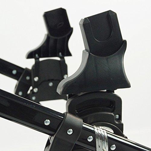 Knorr Baby Adapter für Diamond, City Move, Apart, Sportime für Autositze