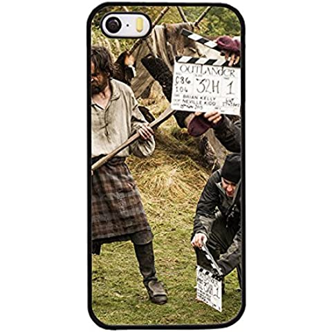 Iphone 5 & Iphone 5S & Iphone SE Casi di protezione Best Christmas Preasent For Girls, Outlander Season 1 Silikon copertura posteriore Outlander Season 1 For Iphone 5S & Iphone SE Outlander Season 1 Phone Cover Iphone 5 & Iphone