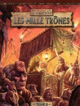 Warhammer JDR - Les Mille Trônes T2