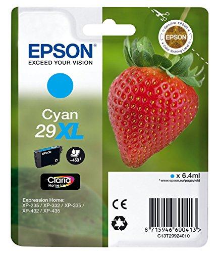 Epson T299240 Claria 29 XL, Inkjet / Getto d'Inchiostro Cartuccia