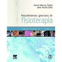 Procedimientos Generales De Fisioterapia (+ StudentConsult)