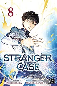 Stranger Case Edition simple Tome 8