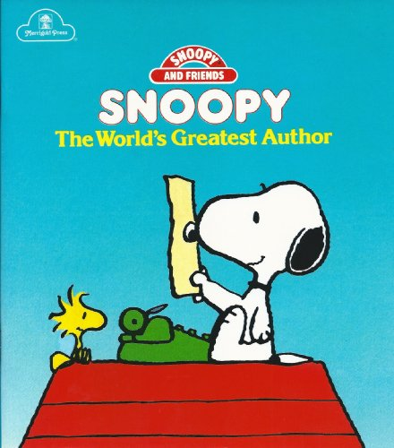 Snoopy, the world's greatest author (Snoopy and friends)