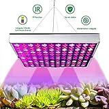Aurora lampe horticulture 45W, led horticole floraison avec UV et IR Lumière, éclairage pour plante de croissance Intérieur/Serre/Hydroponique/