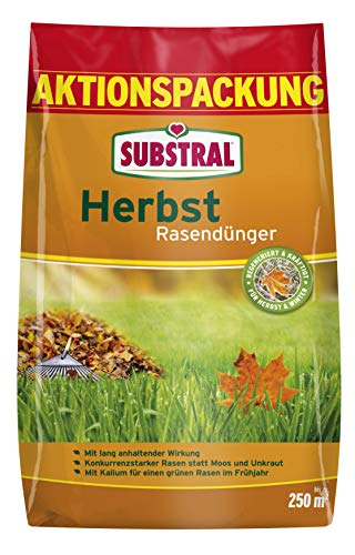 Substral 8243 Herbst Rasendünger f. 500 m² - 12,5 kg