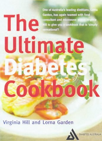 The Ultimate Diabetes Cookbook par Virginia Hill