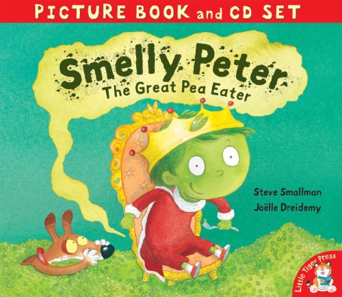 Smelly Peter the Great Pea Eater (Picture Book and CD Set)