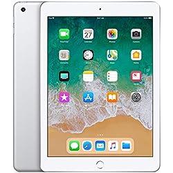 """Apple iPad, 9,7"""" met Wifi, 32 GB, 2018, Zilver"""
