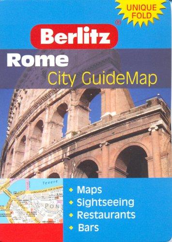 Rome Berlitz Guidemap (International City GuideMaps)