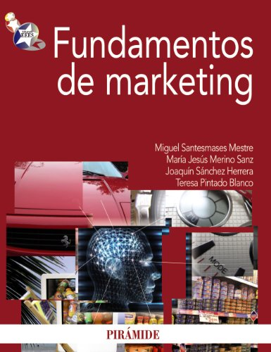 Fundamentos de marketing (Economía Y Empresa)