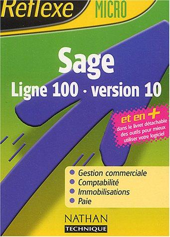 Sage Ligne 100, version 10