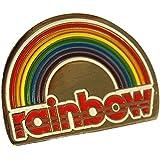Rainbow - Logo Pin Badge - 19566