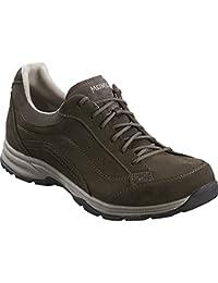 Meindl Treviso para hombre-Zapatillas (marrón oscuro) Marrón marrón oscuro Talla:10