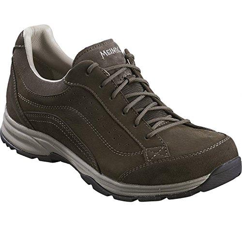 Meindl Treviso scarpe uomo tempo libero (marrone scuro), Dunkelbraun, 9