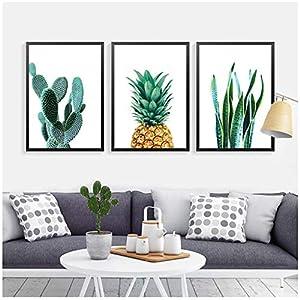 Cactus Arte de la Pared