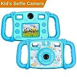 Best Digital Video Camera For Kids - DROGRACE Kids Camera Selfie Photo Camcorder Review