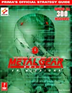 Metal Gear Solid - Vr Missions : Prima's Official Strategy Guide de Steve Honeywell