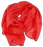 NB24 Versand Damen Schal (a 605), orange, Damenmode, Damenbekleidung, Damenschal, Tuch