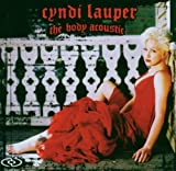 Songtexte von Cyndi Lauper - The Body Acoustic
